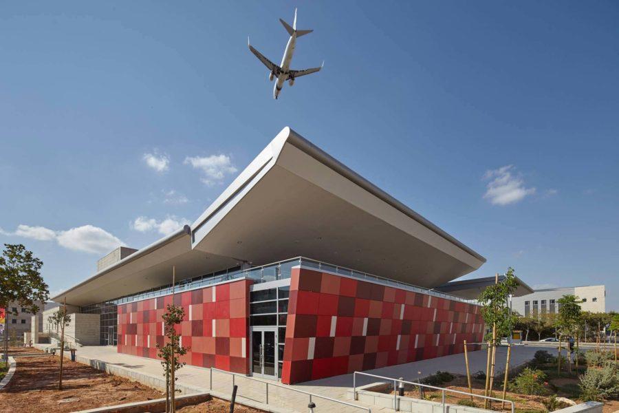 Culture Hall, Air Port City